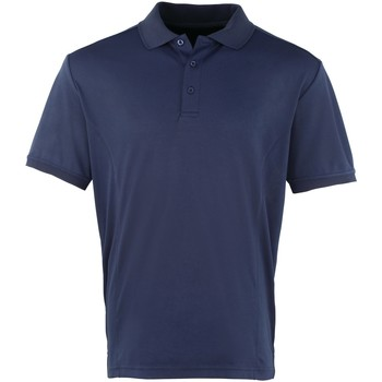 Abbigliamento Uomo Polo maniche corte Premier PR615 Blu navy