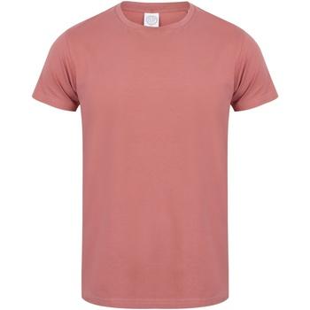 Abbigliamento Uomo T-shirt maniche corte Skinni Fit SF121 Argilla