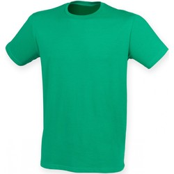 Abbigliamento Uomo T-shirt maniche corte Skinni Fit SF121 Verde