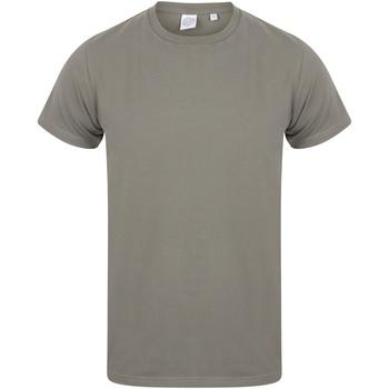 Abbigliamento Uomo T-shirt maniche corte Skinni Fit SF121 Polvere