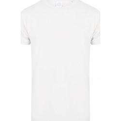 Abbigliamento Uomo T-shirt maniche corte Skinni Fit SF122 Bianco