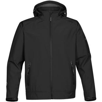 Abbigliamento Uomo giacca a vento Stormtech ST801 Nero