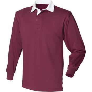 Abbigliamento Uomo Polo maniche lunghe Front Row Rugby Bordeaux