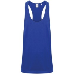 Abbigliamento Uomo Top / T-shirt senza maniche Skinni Fit SF236 Blu reale