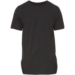 Abbigliamento Uomo T-shirt maniche corte Bella + Canvas Long Body Nero