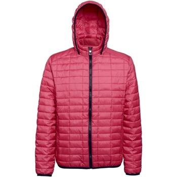 Abbigliamento Uomo Piumini 2786 TS023 Rosso