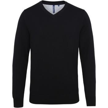 Abbigliamento Uomo Maglioni Asquith & Fox AQ042 Nero