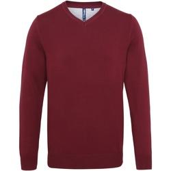Abbigliamento Uomo Maglioni Asquith & Fox AQ042 Bordeaux