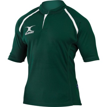 Abbigliamento Uomo T-shirt maniche corte Gilbert GI001 Verde
