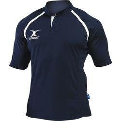 Abbigliamento Uomo T-shirt maniche corte Gilbert GI001 Blu navy