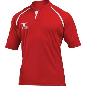 Abbigliamento Uomo T-shirt maniche corte Gilbert GI001 Rosso