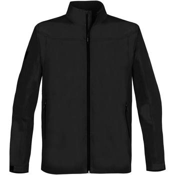 Abbigliamento Uomo giacca a vento Stormtech ES-1 Nero