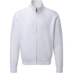 Abbigliamento Uomo Giacche sportive Russell J267M Bianco