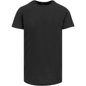 Abbigliamento Uomo T-shirt maniche corte Build Your Brand Shaped Nero