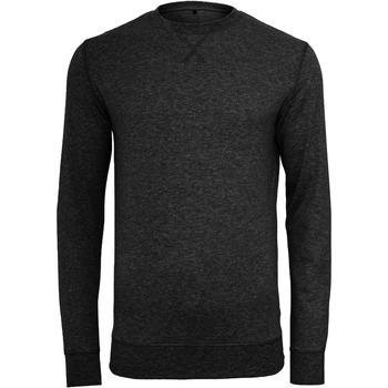 Abbigliamento Uomo Maglioni Build Your Brand BY010 Nero
