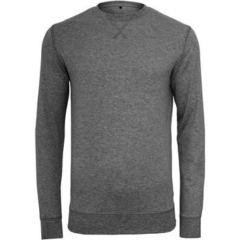 Abbigliamento Uomo Maglioni Build Your Brand BY010 Carbone