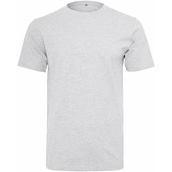 Abbigliamento Uomo T-shirt maniche corte Build Your Brand Round Neck Bianco