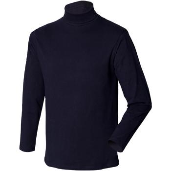 Abbigliamento Uomo Maglioni Henbury HB020 Blu navy