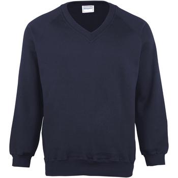 Abbigliamento Uomo Felpe Maddins MD02M Blu navy