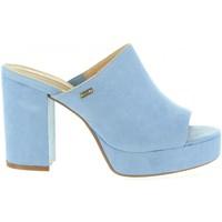 Scarpe Donna ciabatte MTNG 50092 NAOMI Azul
