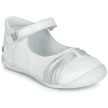 Scarpe Bambina Ballerine GBB MALLA Bianco