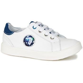 Scarpe Bambino Sneakers basse GBB URSUL Antracite / nero