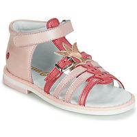 Scarpe Bambina Sandali GBB CARETTE Rosa