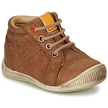 Scarpe Bambino Sneakers alte GBB TARAVI Marrone