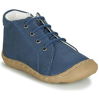 Scarpe Bambino Sneakers alte GBB FREDDO Blu