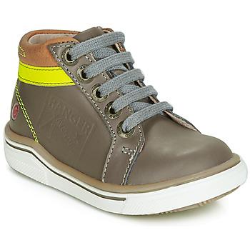 Scarpe Bambino Sneakers alte GBB QUITO Grigio