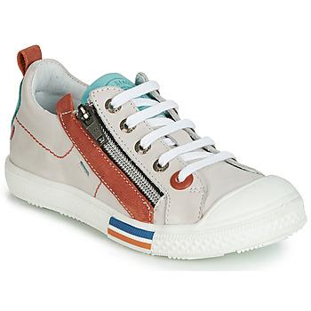 Scarpe Bambino Sneakers basse GBB STELLIO Bianco