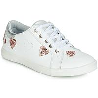Scarpe Bambina Sneakers basse GBB ASTOLA Bianco