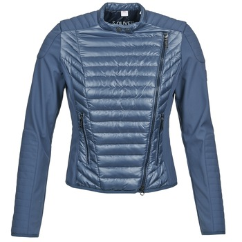 Abbigliamento Donna Giacche / Blazer S.Oliver JONES Blu