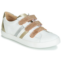 Scarpe Bambina Sneakers basse GBB MADO Bianco