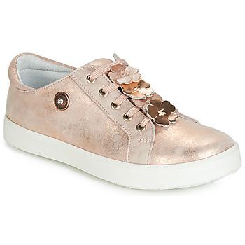 Scarpe Bambina Sneakers basse Catimini CRISTOL Rosa