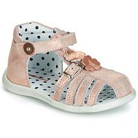 Scarpe Bambina Sandali Catimini VANUA Rosa / Oro