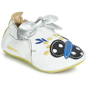 Scarpe Bambina Pantofole Catimini CATIVA Bianco