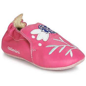 Scarpe Bambina Pantofole Catimini CASSIA Rosa