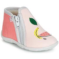 Scarpe Bambina Pantofole GBB FERNANDA Rosa