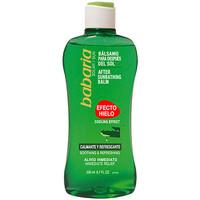 Bellezza Corpo e Bagno Babaria Solar Aloe Vera After Sun Gel Efecto Hielo  200 ml