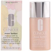 Bellezza Donna Fondotinta & primer Clinique Even Better Fluid Foundation 04-cream Chamois  30 ml