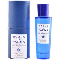Bellezza Acqua di colonia Acqua Di Parma Blu Mediterraneo Mandorlo Di Sicilia Edt Vaporizador Acqua Di P