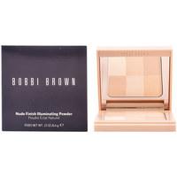Bellezza Donna Illuminanti Bobbi Brown Nude Finish Illuminating Powder light To Medium6,6 Gr