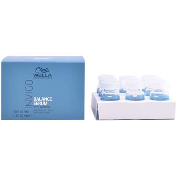 Bellezza Shampoo Wella Invigo Balance Anti-hairloss Serum  8 x 6 ml