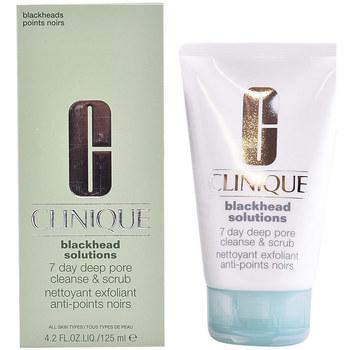 Bellezza Maschere & scrub Clinique Blackhead Solutions 7 Days Deep Pore Cleanser & Scrub