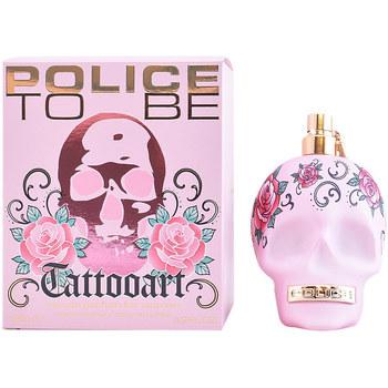 Bellezza Donna Eau de parfum Police To Be Tattoo Art For Woman Edp Vaporizador  125 ml
