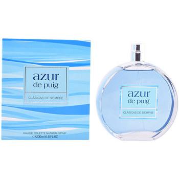 Bellezza Donna Eau de toilette Puig Azur Edt Vaporizador  200 ml