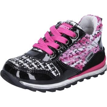 Scarpe Bambina Sneakers basse Enrico Coveri COVERI sneakers multicolor vernice tessuto BX830 Multicolore