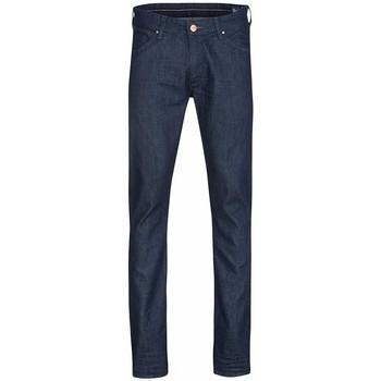 Abbigliamento Uomo Jeans slim Wrangler Larston W18S6274J granatowy
