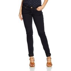 Abbigliamento Donna Jeans skynny Wrangler Courtney Skinny W23SBV79B granatowy